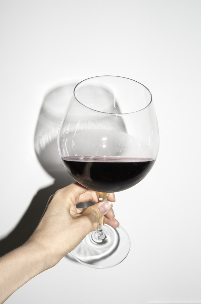 Drinking is preventing your acne from healing…just sayin'