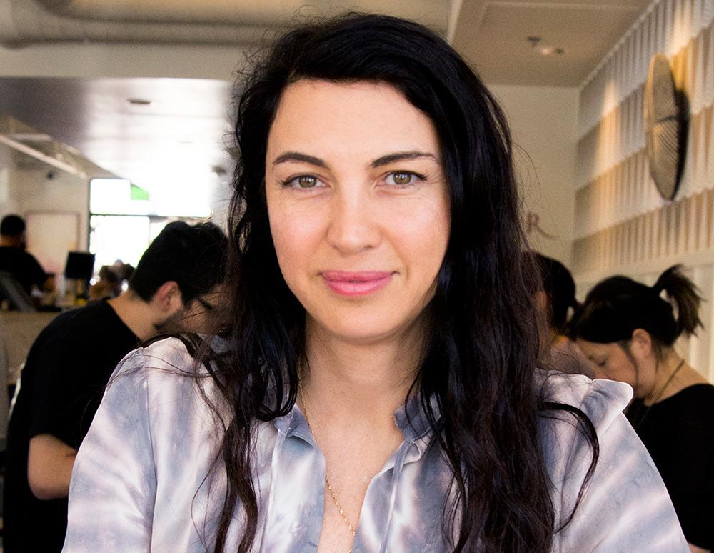 Shiva Rose, founder of TheLocalRose.com