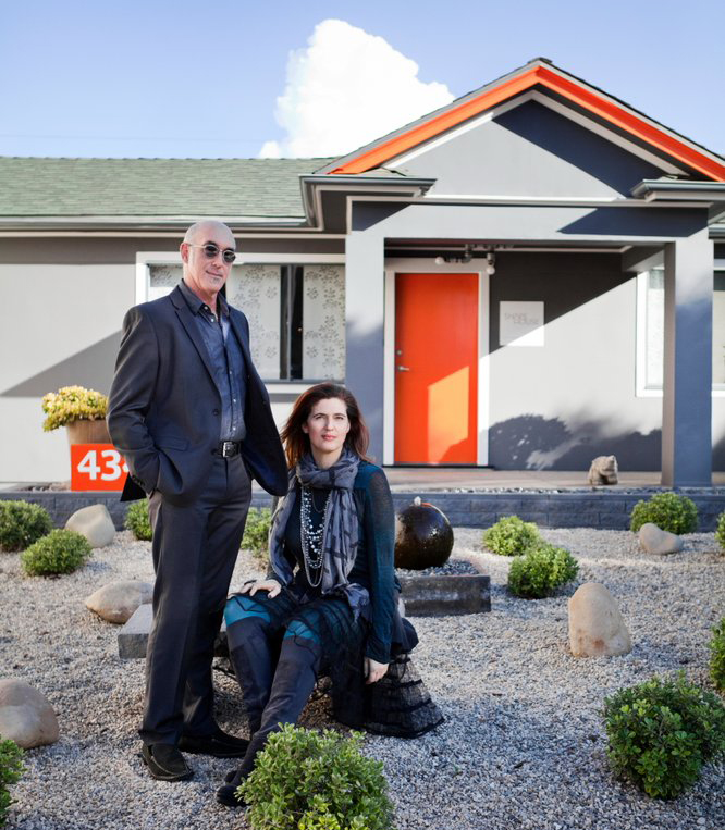 Q&A with Shape House co-founders, Sophie Chiche and Craig Winner