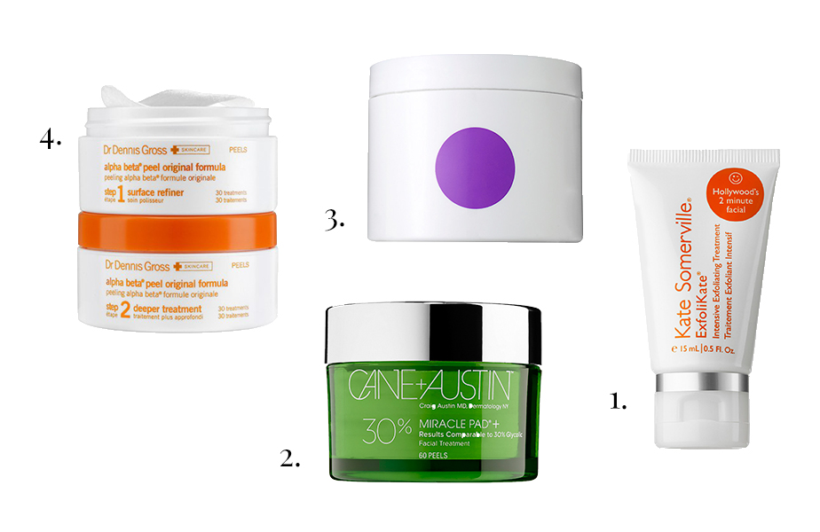 The 4 Best Daily Exfoliators
