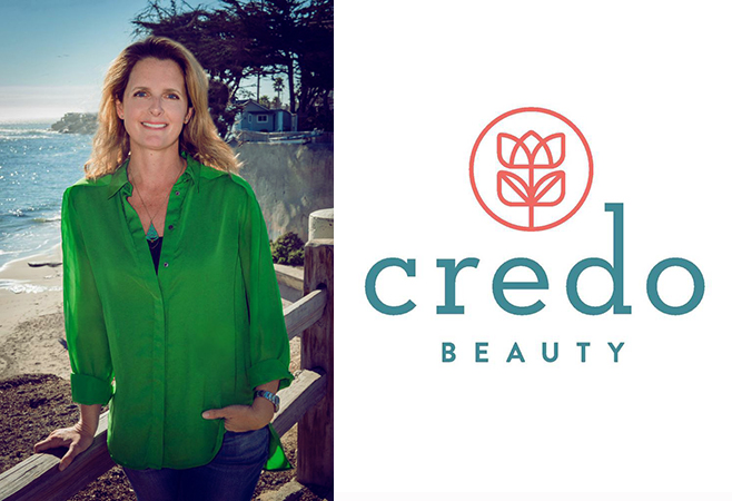 Annie Jackson, Credo Beauty's VP of Merchandising & Planning