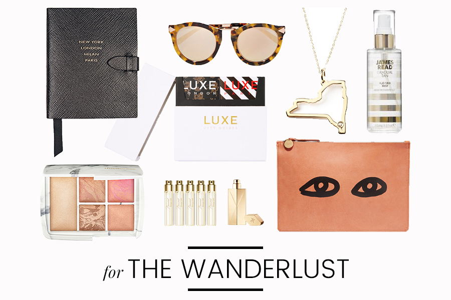 Holiday Gift Ideas 2016 – Wanderlust Edition