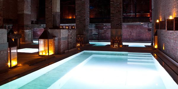 New York City Beauty Guide – Part 3: Romantic Date Night at AIRE Ancient Baths