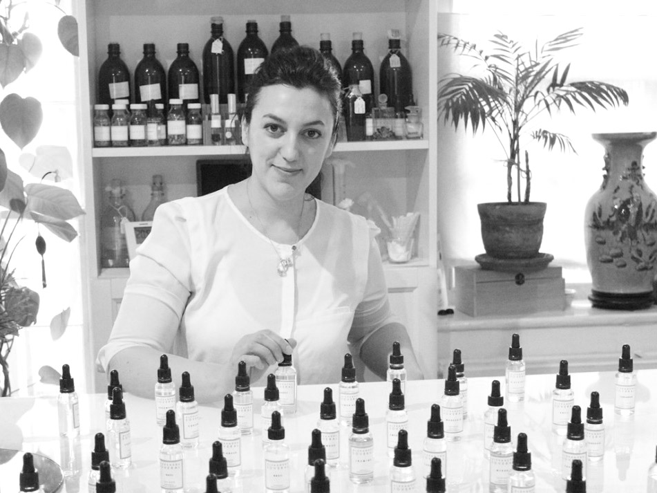 Getting Ready: Alexandra Soveral, skin expert & founder of Alexandra Soveral Skincare