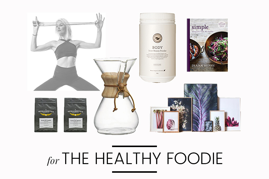 Holiday Gift Ideas – For The Healthy Foodie