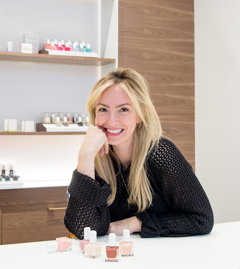 Nontoxic Nail Polish & A Safer Nail Salon Experience At tenoverten