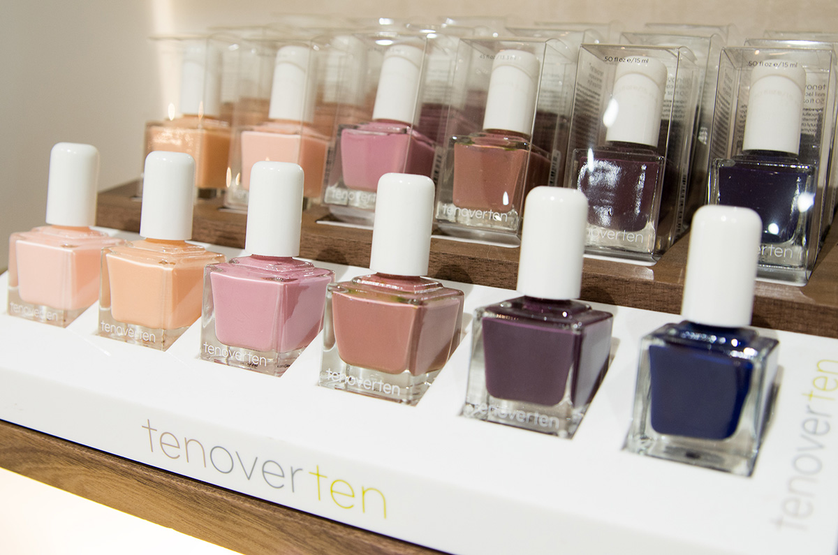 Nontoxic Nail Polish - A Safer Nail Salon,Tenoverten