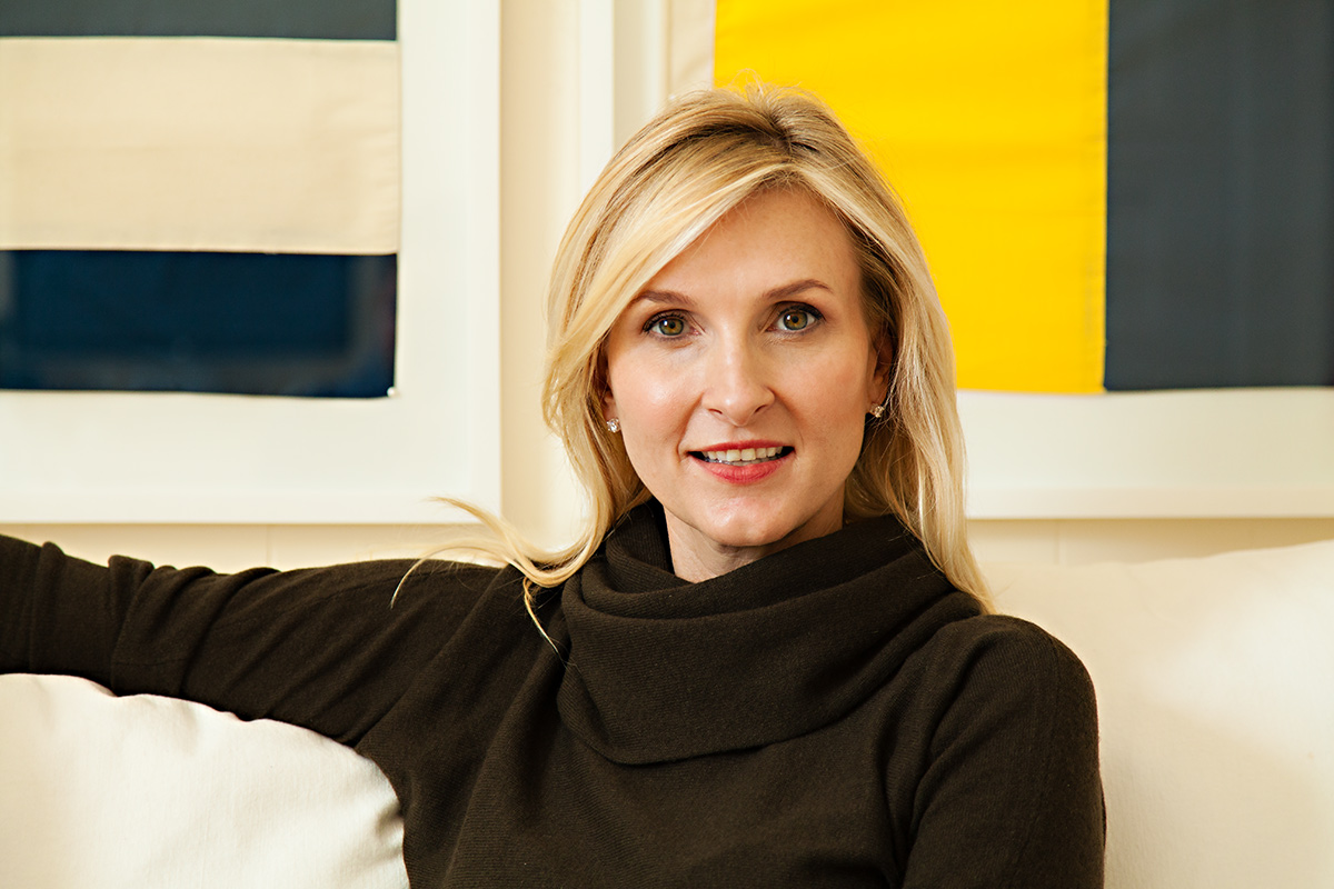The evening beauty ritual of själ cofounder, Kristin Petrovich