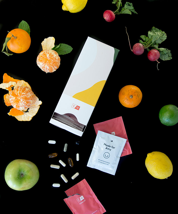 Care/of Review: Custom Supplements Made Easy (and chic)