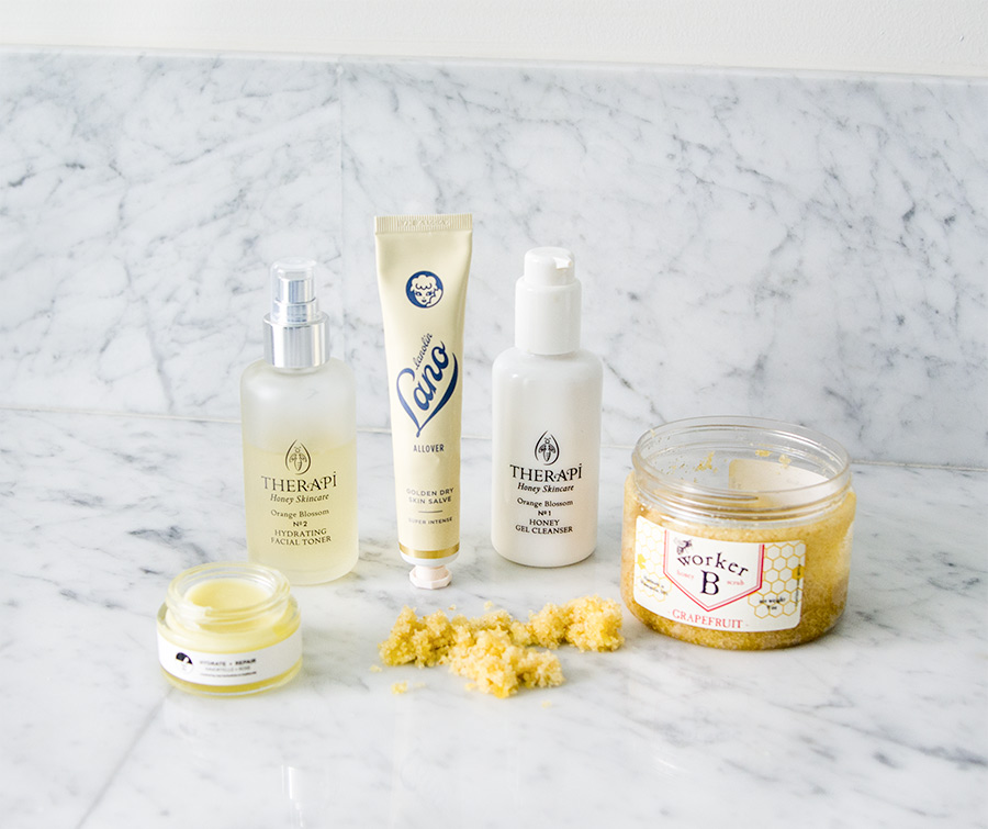 5 Honey Skincare Products My Dry, Irritated Skin Is Loving Right Now