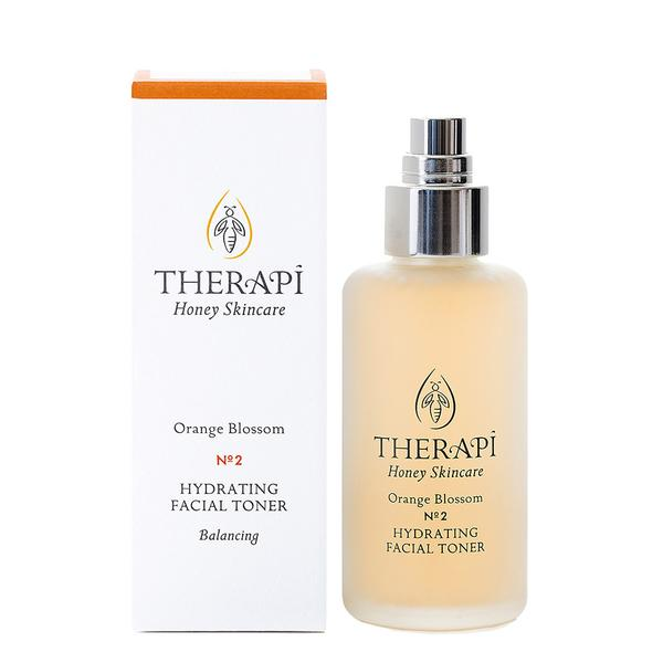 Therapi Honey Skincare Orange Blossom Toner