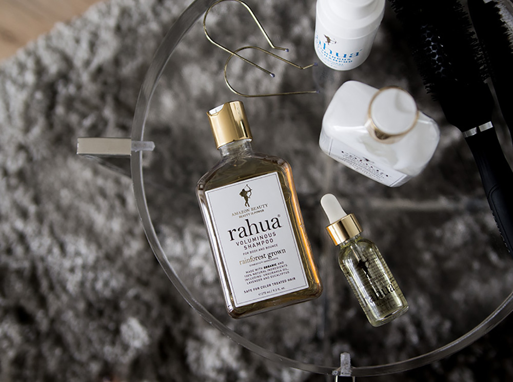 Rahua Voluminous Shampoo, Conditioner, Dry Shampoo & Elixir Review