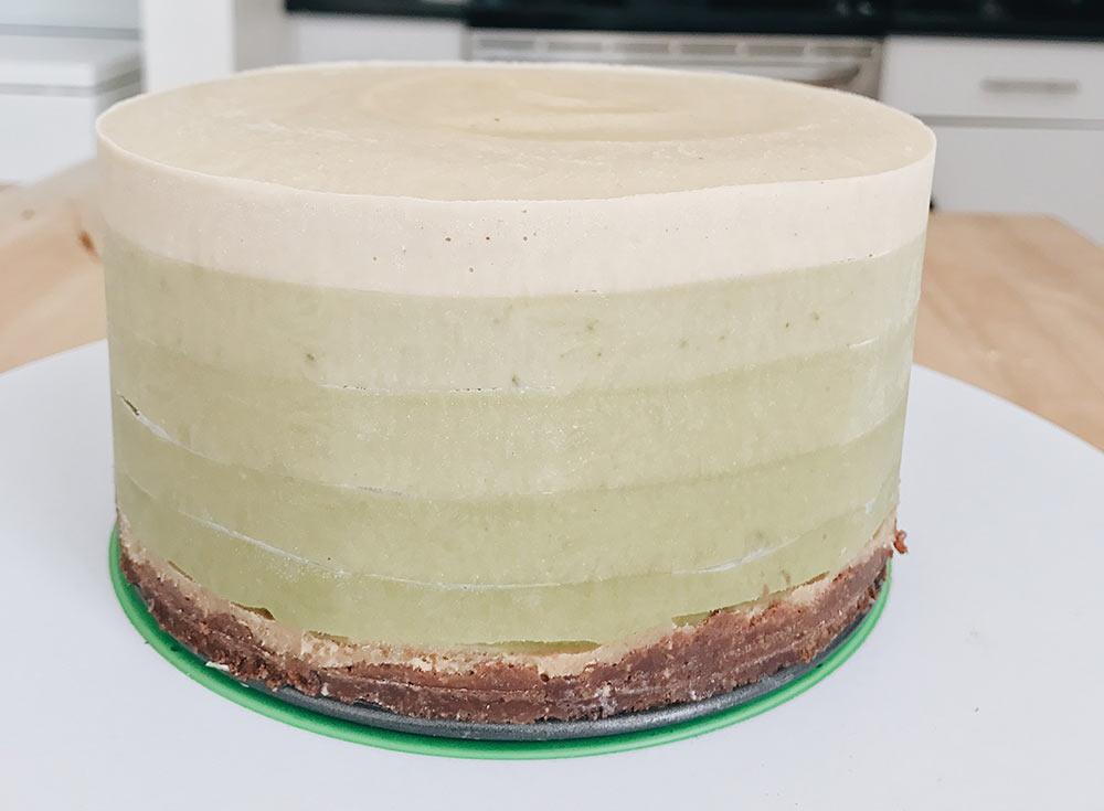 matcha cake recipe