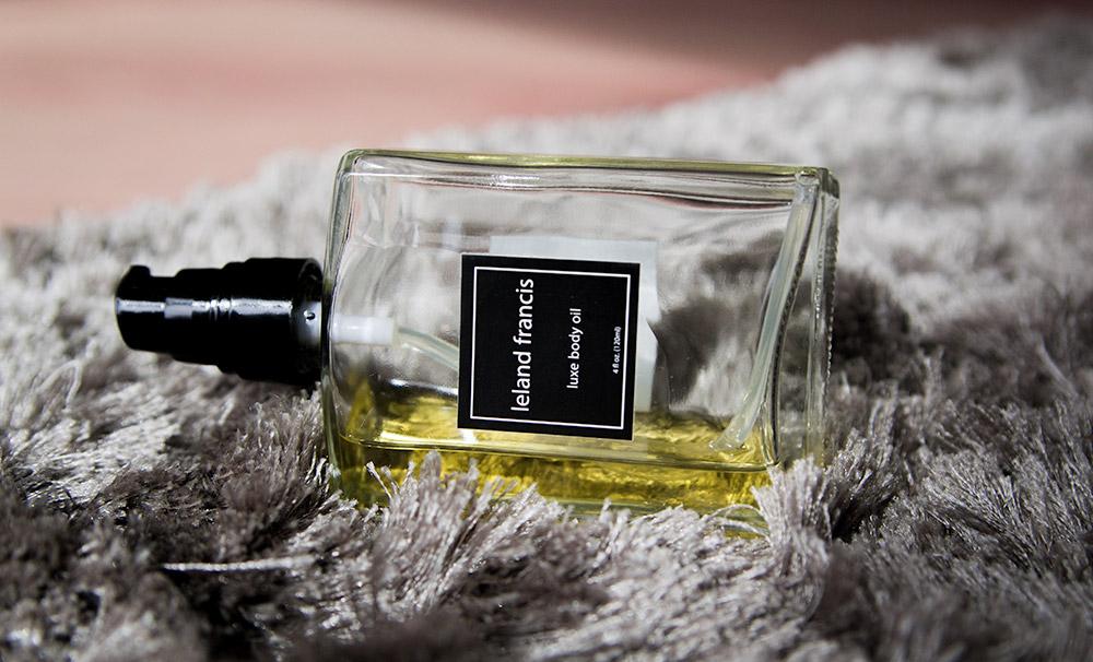 body oil leland francis maya chia
