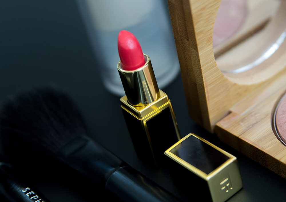 red lipstick asian skin tom ford true coral