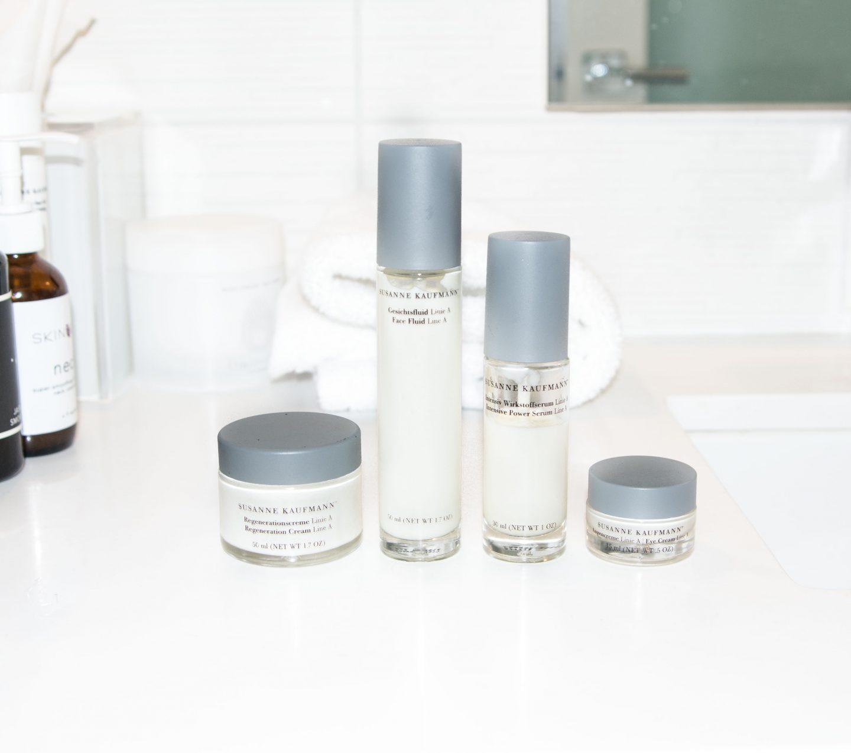 Review : Susanne Kaufmann Line A – Anti-Aging Organic Skincare