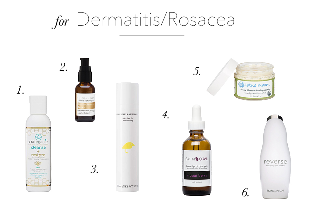 best of 2017 dermatitis rosacea