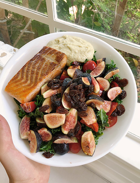 Salmon Kale Salad Recipes You'll Want To Eat Again, And Again