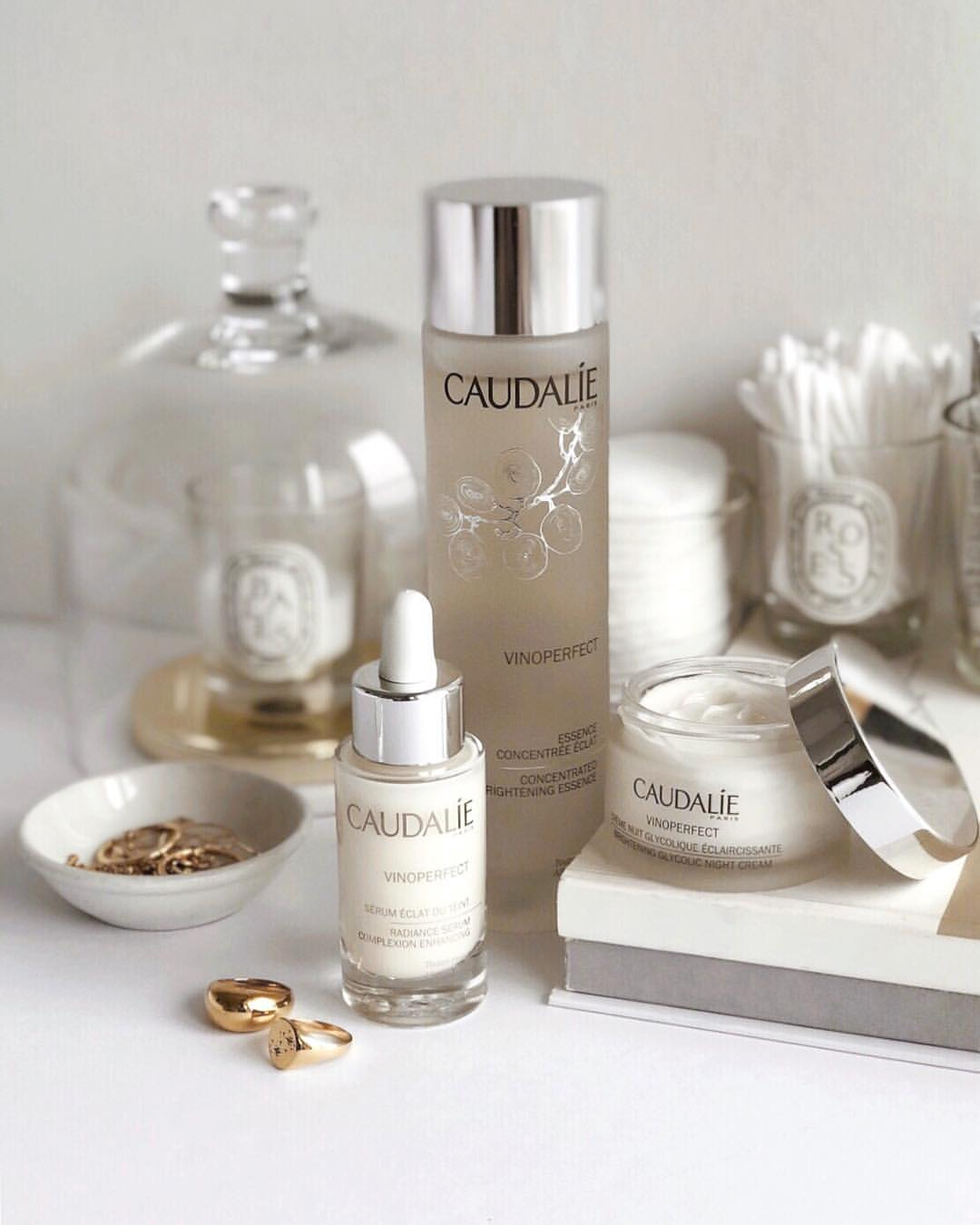 caudalie glycolic review