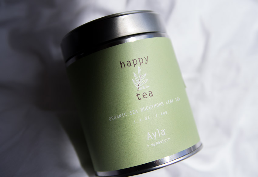 An Anti-Aging Tea Made From Sea Buckthorn Leaves