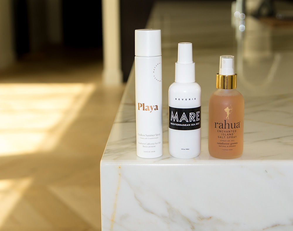 The Best Three Salt Sprays For Mega Volume Amp Texture