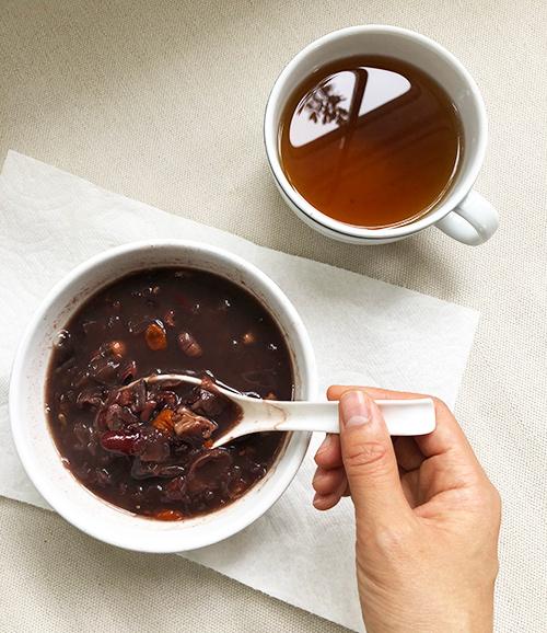 postpartum chinese herbs red date tea