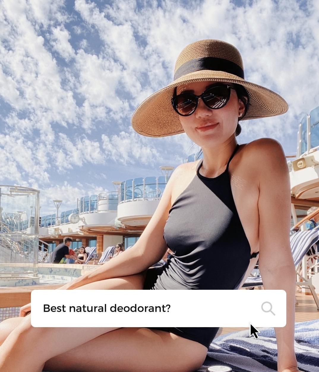 3 Best Nontoxic Deodorants + What to avoid when buying deodorant